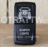 CONTURA XIV, JEEP TJ BUMPER LIGHTS, ROCKER ONLY