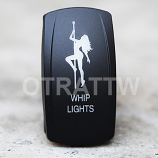 CONTURA V, WHIP LIGHTS, UPPER DEPENDENT LED ONLY