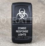 CONTURA XIV, ZOMBIE RESPONSE LIGHTS, UPPER LED INDEPENDENT
