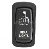 L-SERIES, REAR LIGHTS,  LOWER LED INDEPENDENT