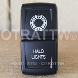 CONTURA XIV, HALO LIGHTS, ROCKER ONLY