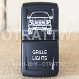 CONTURA XIV, FORD F-150 GRILLE LIGHTS, ROCKER ONLY