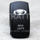 CONTURA V, NINJA LIGHTS, LOWER LED INDEPENDENT