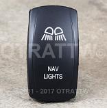 CONTURA V, NAV LIGHTS, ROCKER ONLY