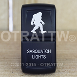 CONTURA XIV, SASQUATCH LIGHTS, UPPER DEPENDENT LED ONLY