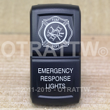 CONTURA XIV, EMERGENCY RESPONSE LIGHTS, ROCKER ONLY