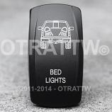 CONTURA V, FORD F-150 BED LIGHTS, UPPER LED INDEPENDENT