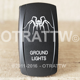 CONTURA V, GROUND LIGHTS, LOWER LED INDEPENDENT