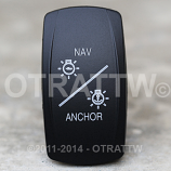 CONTURA V, NAV ANCHOR, UPPER DEPENDENT LED ONLY