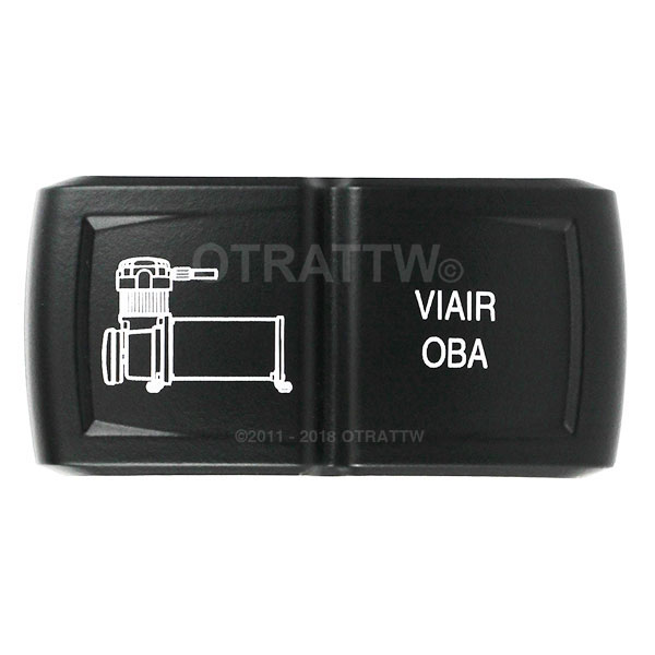 Clean Wiring Accessories Illuminated Rocker Switch 1 Yellow 20a 12v