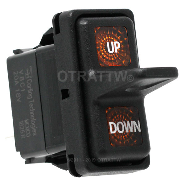 CARLING Contura II Actuator without Switch Up//Down
